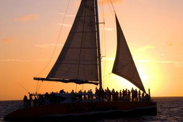 Passeio de Barco ao Pôr do Sol Palm...