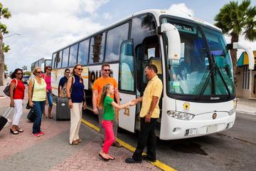 Trasferimento in aeroporto di Aruba (andata e ritorno)