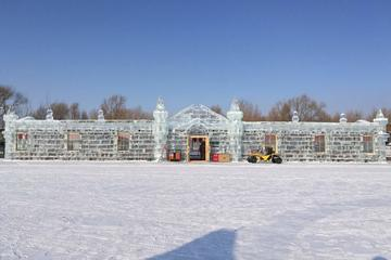 All Inclusive Ice House Hot Pot Experience with Harbin Ice and Snow Festival Tour