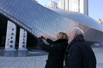 Half Day Tour for Harbin Guandongguxiang and Wood Sculpture Museum