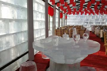 Harbin Ice House Hot Pot Experience with Private Customized Full Day Tour