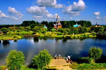 One Day Private Tour of Harbin Volga...