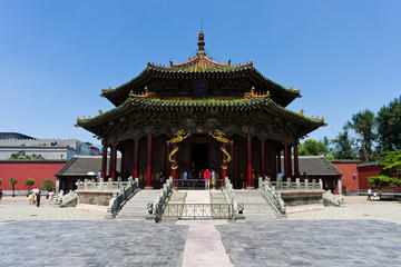 Private Day Tour to Shenyang Imperial Palace,Shenyang Zhaoling Mausoleum and Fuling Tomb in Shenyang
