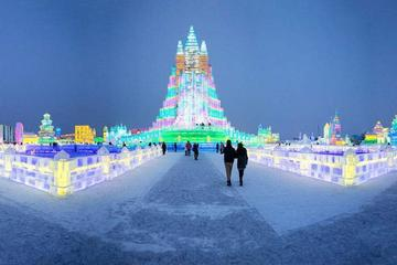 Private Harbin Winter Highlights Day Tour with Manchurian-Han Style Lunch