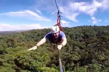 Day Trip from San Jose to San Luis Canopy Tour