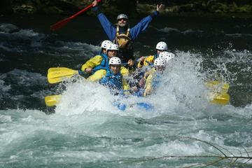 Rafting near the Cinque Terre