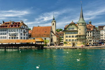 4-Day Switzerland Tour from Lucerne to Zurich