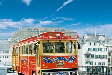 Découverte du tramway de Zurich