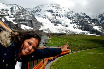 Dagsutflykt till Jungfraujoch, högst ...