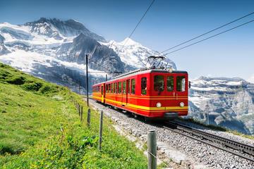 Dagtrip naar Jungfraujoch, de top van ...