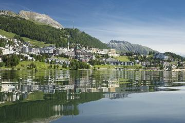 Excursão alpina da Swiss Grand de 6 dias, saindo de Zurique