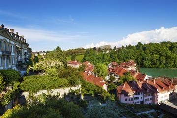 Excursão de 2 dias pela Suíça de Lucerna até Genebra: Monte Titlis...