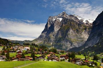 Interlaken - Grindelwald in the...