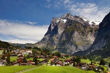 Interlaken - Grindelwald nell'Oberland Bernese (da Zurigo)