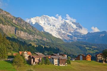 Panoramatour von Luzern zu Eiger und Jungfrau
