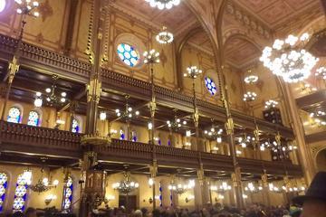 Visite privée du quartier juif de Budapest avec un guide juif issu...