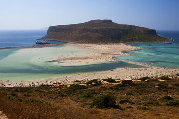Gita giornaliera su un'isola al largo di Creta: Chrissi o Gramvousa