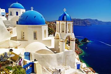 Tour di un giorno nell'isola di Santorini