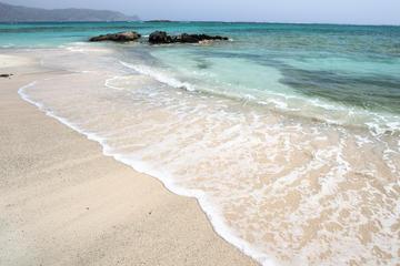 Visita a la isla Elafonissi y al Monasterio de Chrissoskalitissa...