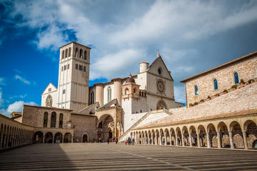 Tour privato di un giorno a Perugia e