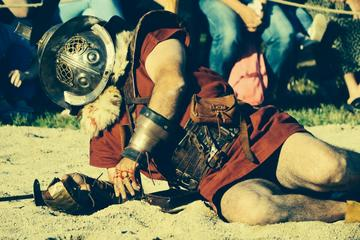 Rome Gladiator Show at Gruppo Storico ...