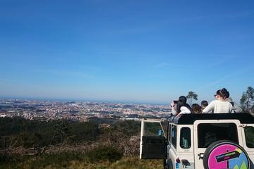 Excursão para a montanha de Porto com degustação de vinho e queijo