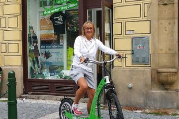 E-scooter Tour of Prague