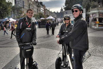 Private Evening Segway Tour of Prague