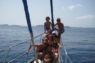 Navegación alrededor de las Islas Baleares