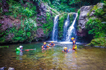 Azores Half-day Canyoning