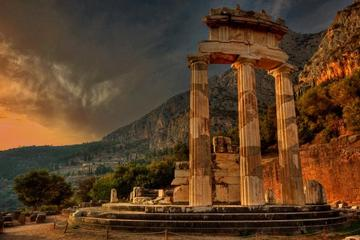 Delphi Full Day Taxi Tour