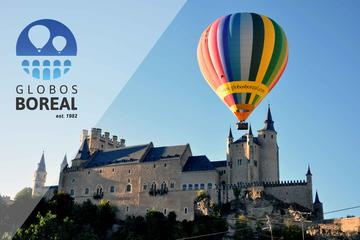 Balloon Ride in Segovia or Toledo...