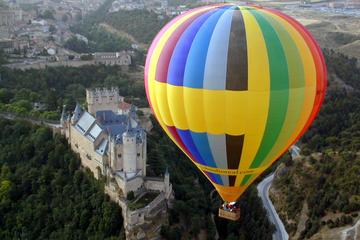 Private Balloon Ride for 2 in Segovia or Toledo with Optional...