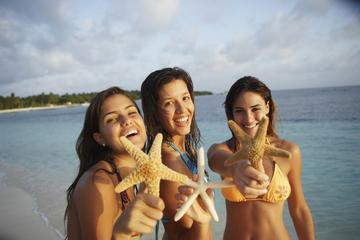 Cruise per catamaran naar Isla Saona vanaf Punta Cana