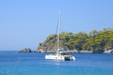 Cruzeiro de catamarã até a Ilha de Saona saindo de La Romana