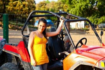 Ecoaventura en buggy 4x4 en el Parque...