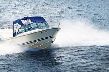 Passeio no Bavaro Splash Speedboat