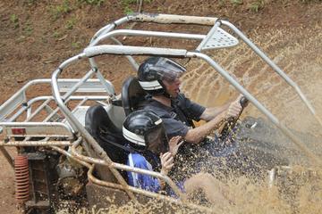Recorrido en buggy 4x4 por las dunas auto-conducido desde La Romana