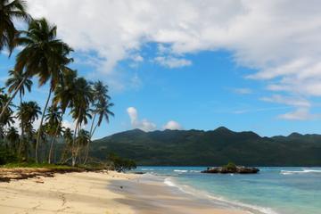 Rincon Beach Day from Samaná