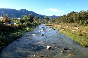 Santiago und Jarabacoa Wasserfälle