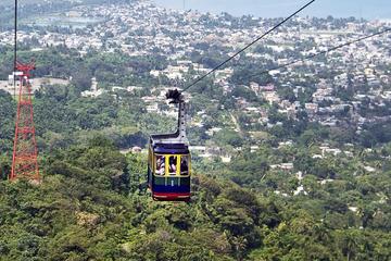 Stadtbesichtigung in Puerto Plata mit Seilbahnfahrt
