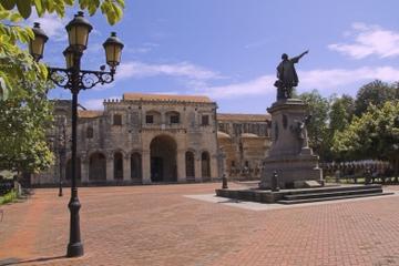 Visite touristique de Saint Domingue...