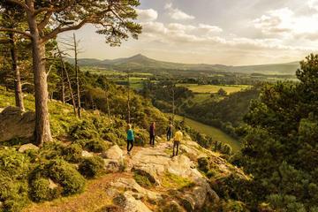 Wicklow mit geführter Wanderung einschließlich Glendalough-Tour ab...