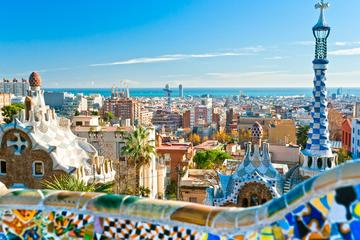 8-Hour Private Tour Barcelona and Montserrat