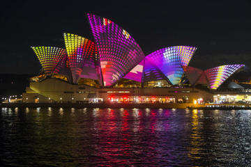 Behind-the-Scenes at Sydney VIVID...