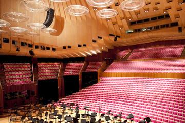 Omvisning bak scenen i Sydneys operahus