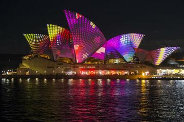 Por trás dos bastidores do Festival VIVID Sydney: excursão à Sydney...