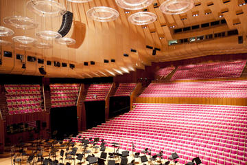 Tour guidato del backstage della Sydney Opera House
