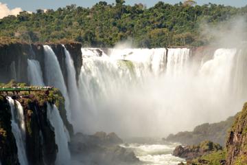 4-tägige Tour zu den Iguassu-Wasserfällen