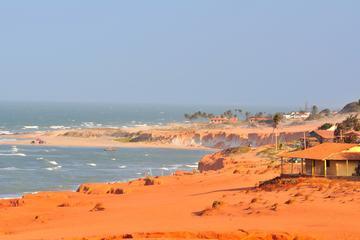 Canoa Quebrada from Fortaleza